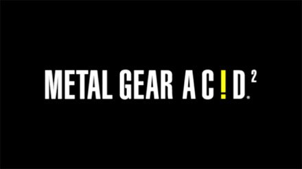 METAL GEAR AC!D 2
