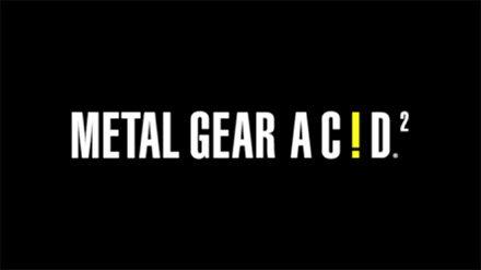 METAL GEAR AC!D 2