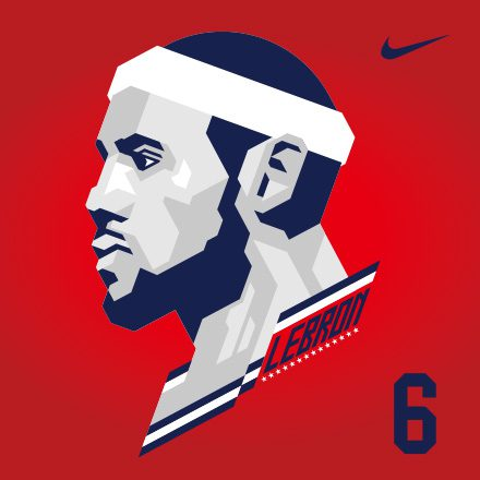 Graphics for NIKE BASKETBALL