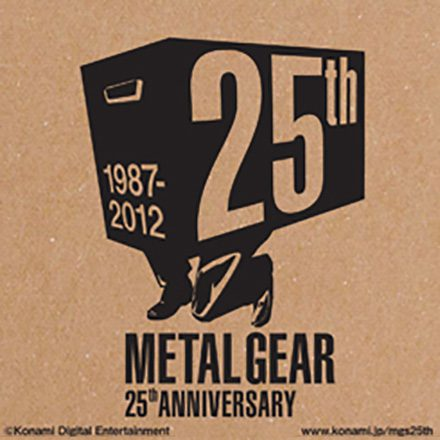 UT x METAL GEAR 25th ANNIVERSARY