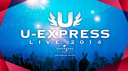 U-EXPRESS LIVE 2014