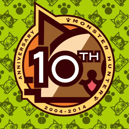 UT x MONSTER HUNTER 10th ANNIVERSARY