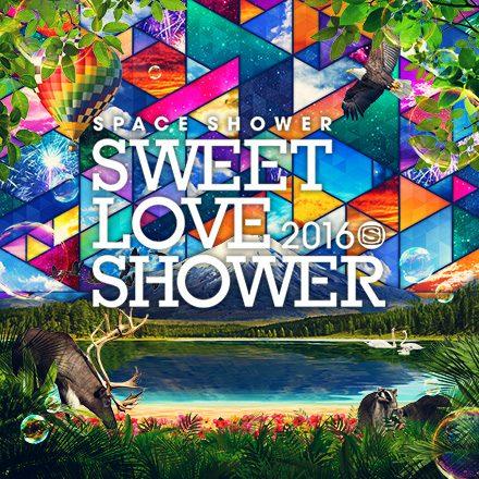 SPACE SHOWER SWEET LOVE SHOWER 2016