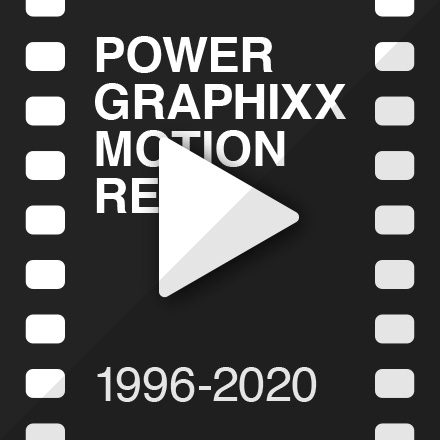 POWER GRAPHIXX Motion Reel 1996-2020