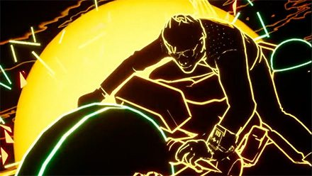 NO MORE HEROES:TRAVIS STRIKES AGAIN – Golden Dragon GP